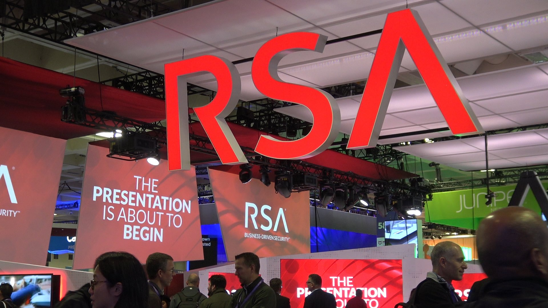 The Buzz at RSA Conference 2019