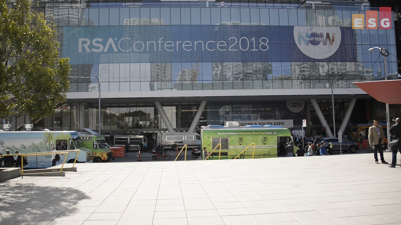RSA 2018: Securing (y)our Data, (y)our IT…and the World -- includes video