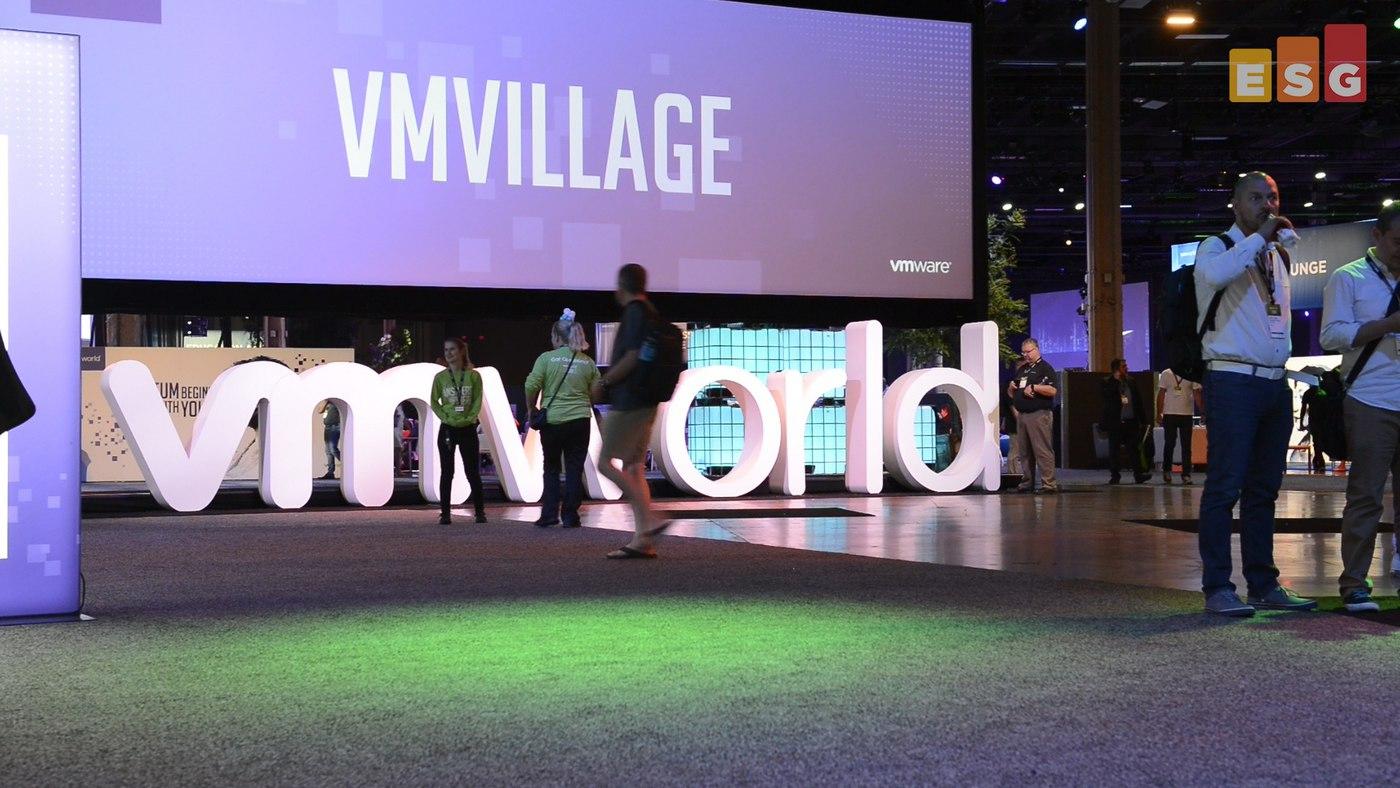 Ubiquity on Full Display at VMworld 2018 (Video)