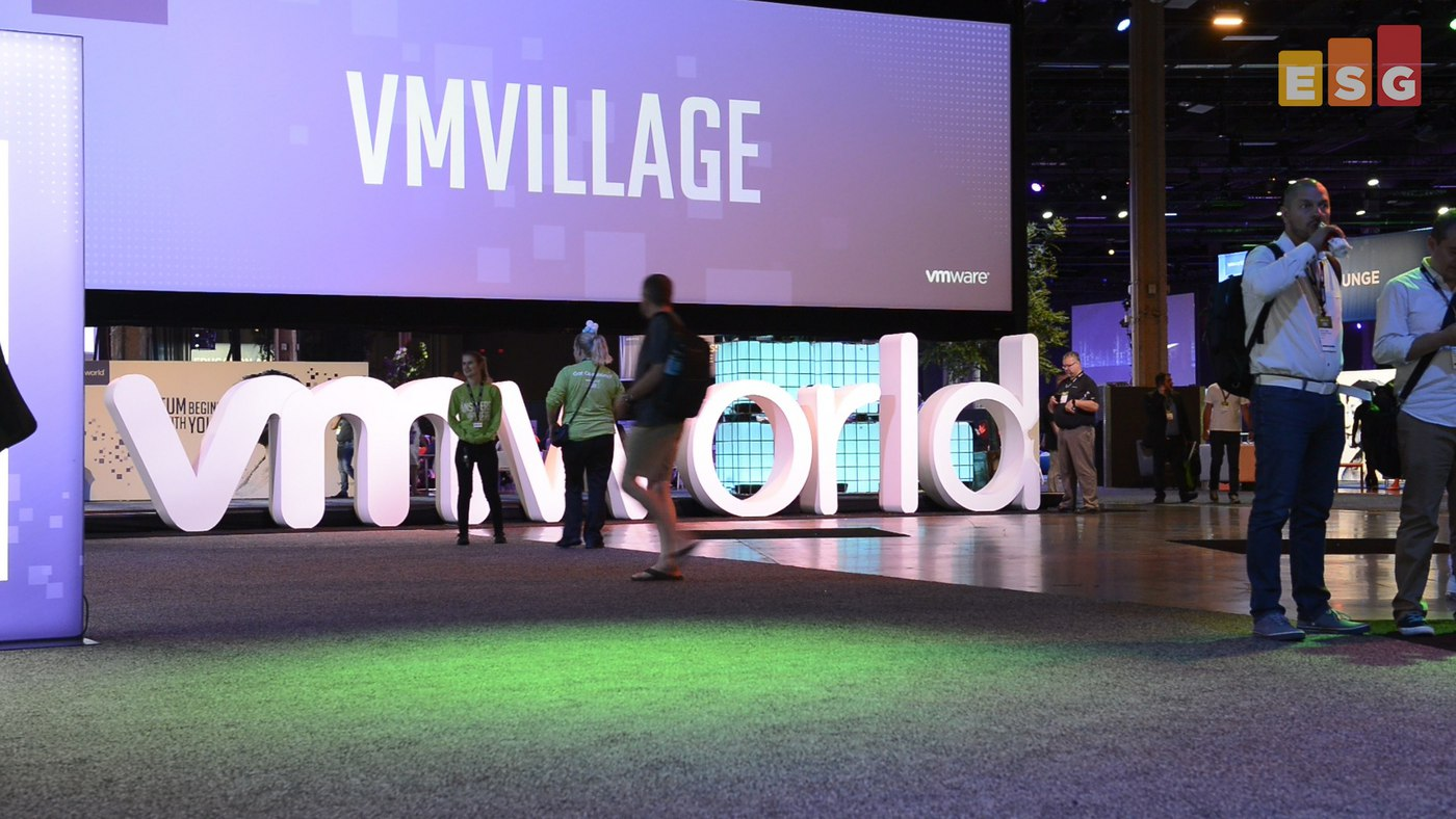Ubiquity on Full Display at VMworld 2018 (Video)