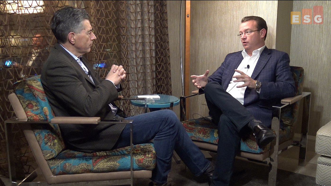 In Conversation with IBM's Ed Walsh at Think 2018 (Video)