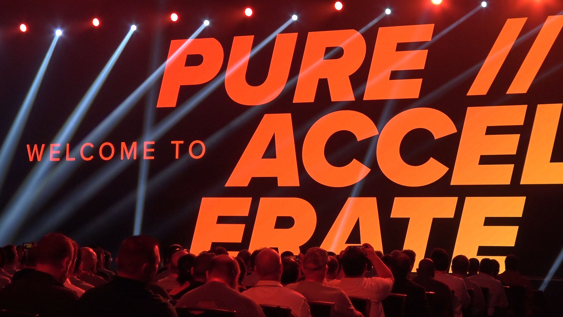 Pure Accelerate 2019: Blowing Out the Candles, but Lighting New Fires