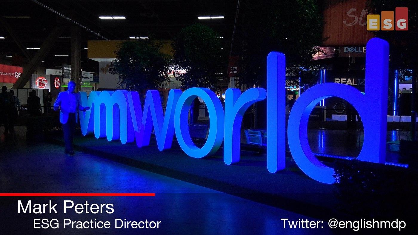 VMworld 2017: A Cornucopia of Possibilities (includes video)