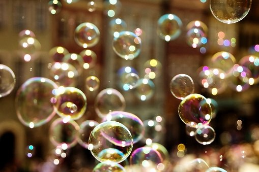 The Big Data Bubble Rises