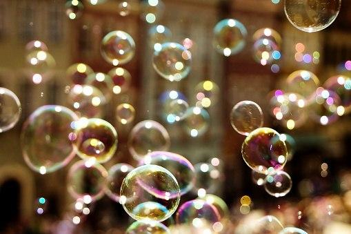 The Big Data Bubble Rises