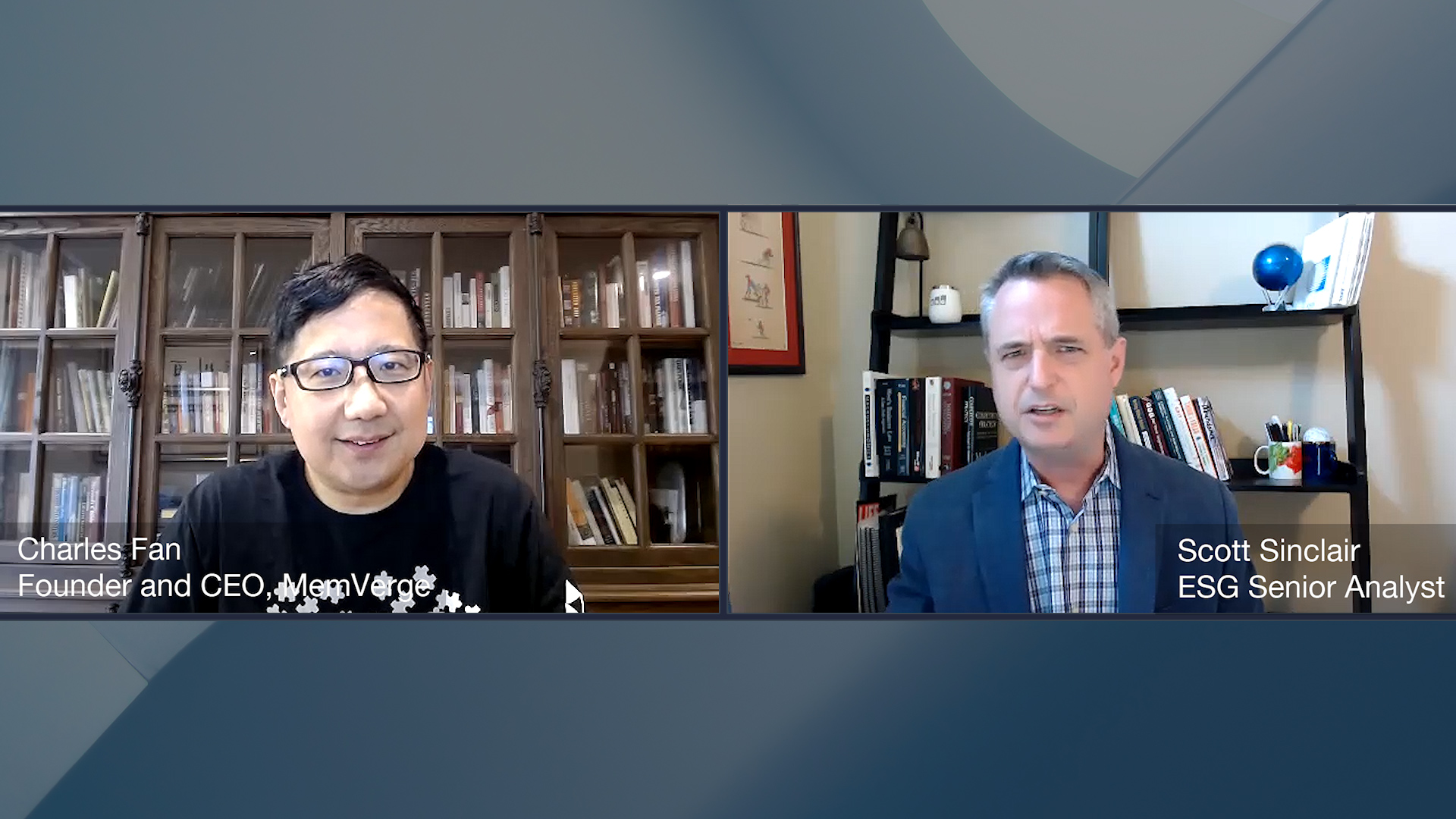 The Big Memory Movement – Conversation with Charles Fan of MemVerge (Video)