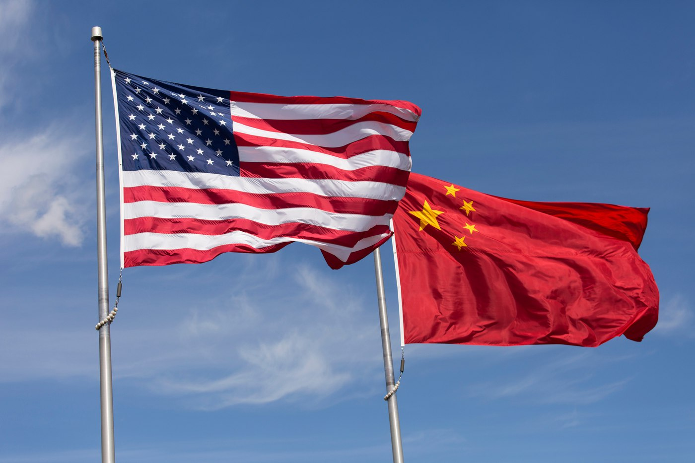 The U.S. Versus China with Flash Memory Stuck in the Middle