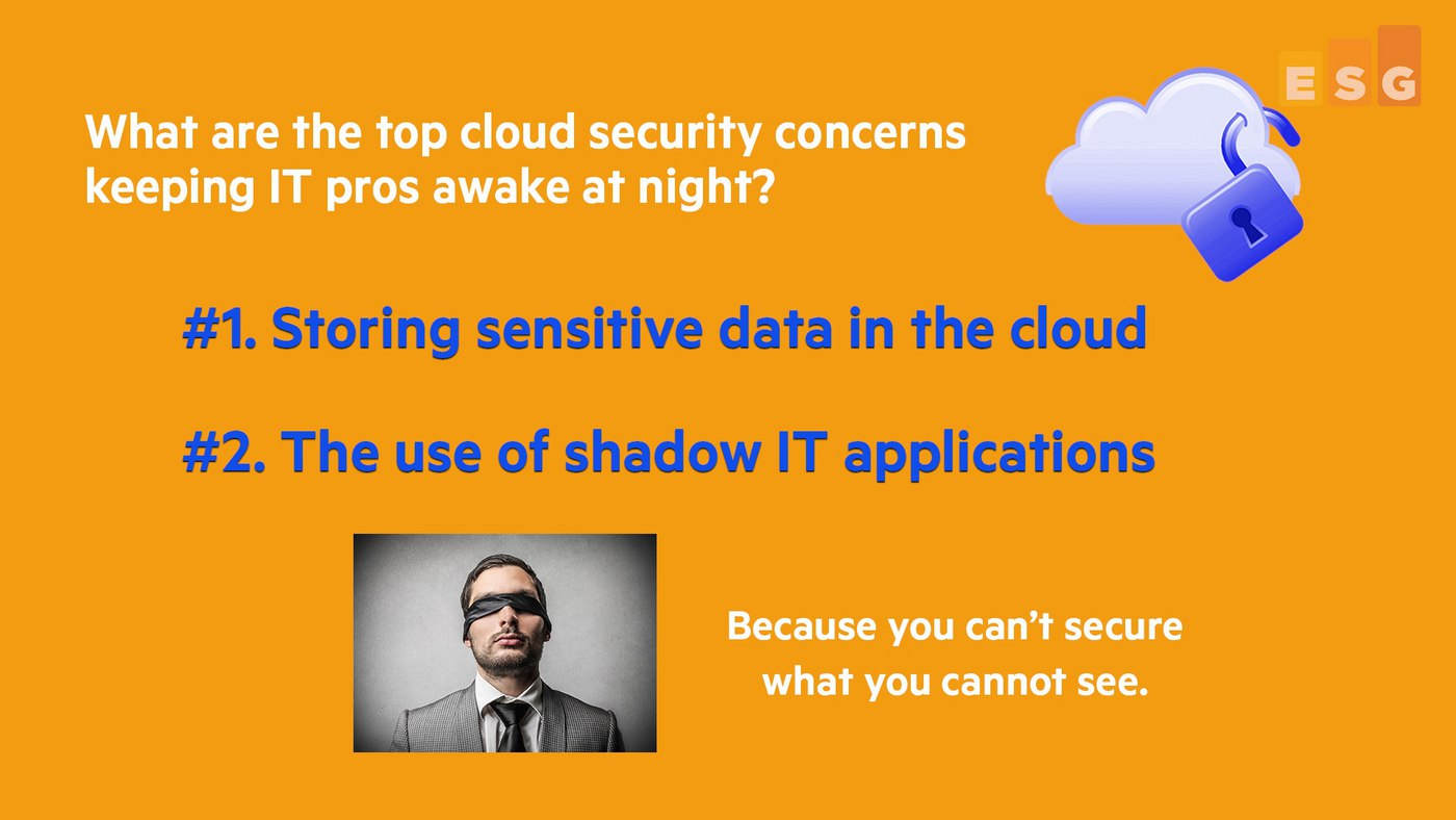 Shadow IT and Cloud Access Security Brokers Video