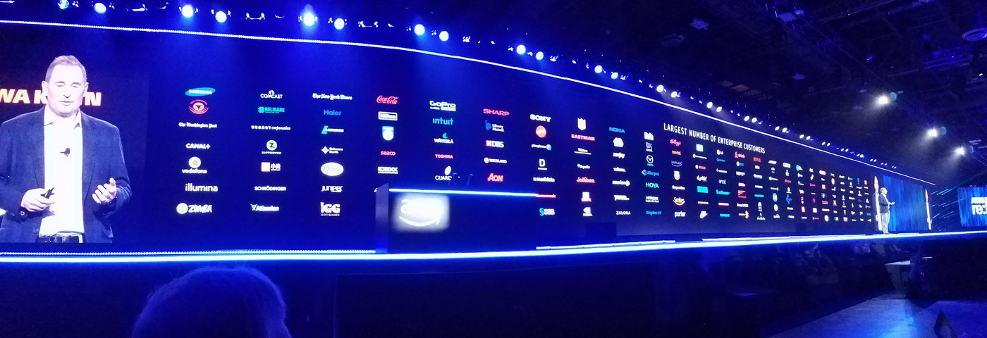 AWS continues to dominate, but is that good for you? (with video)