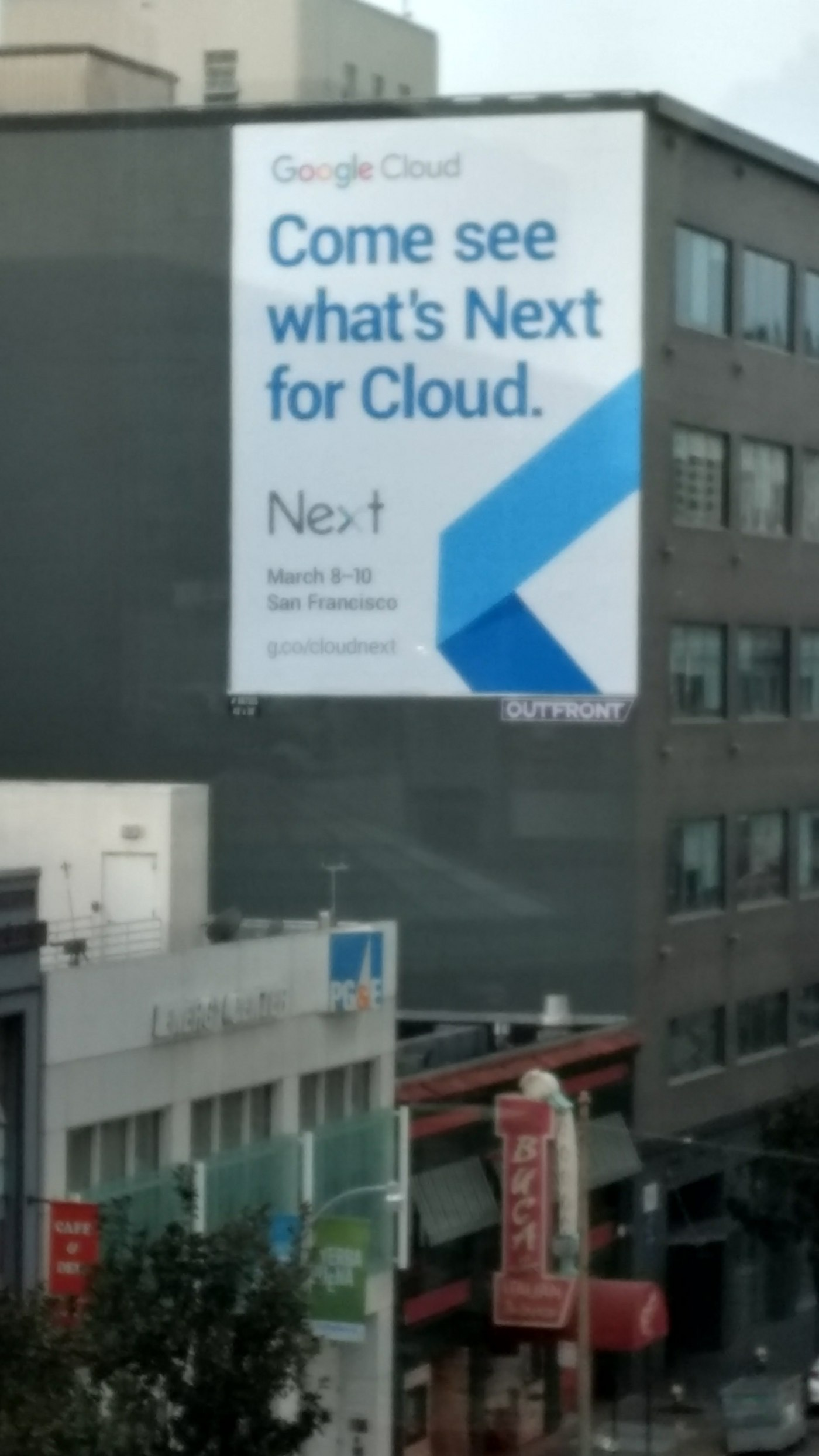 Google Cloud Next - The Key Thing to Security is a New Mindset
