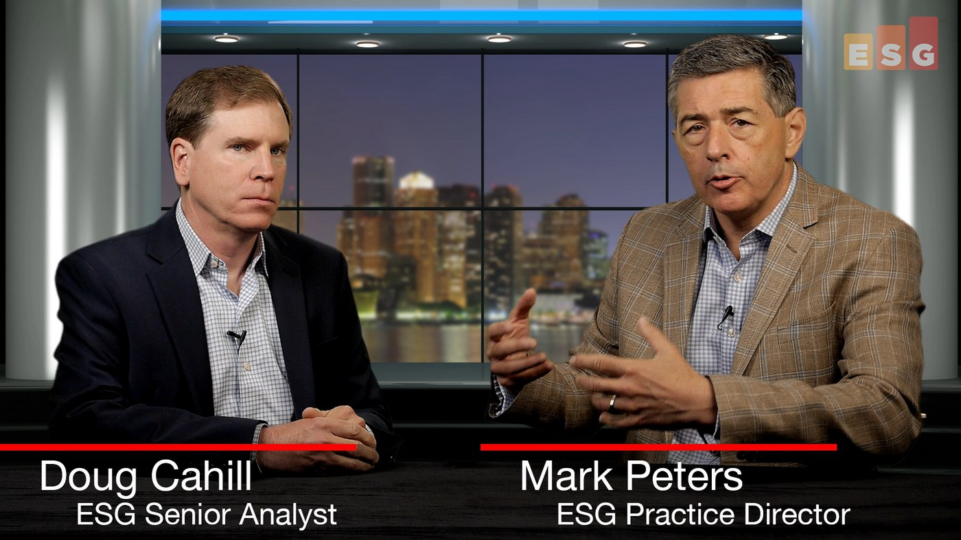 Talking Cybersecurity Threat Landscape (ESG 360 Video Series)