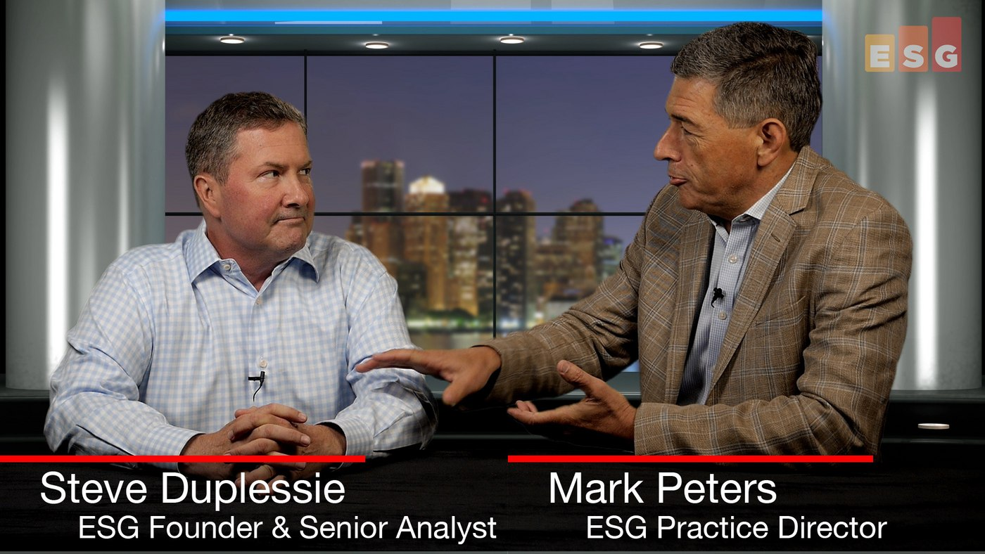Talking About the Next Steps in IT Automation (ESG 360 Video Series)
