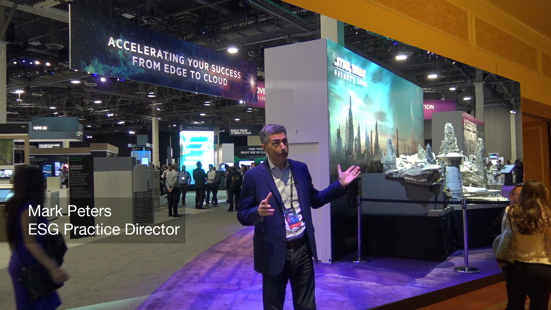 HPE Rediscovers Itself at Discover 2019 (includes video)