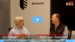 ESG360 Video: An Interview with IBM GM of Security Marc van Zadelhoff - Part 2