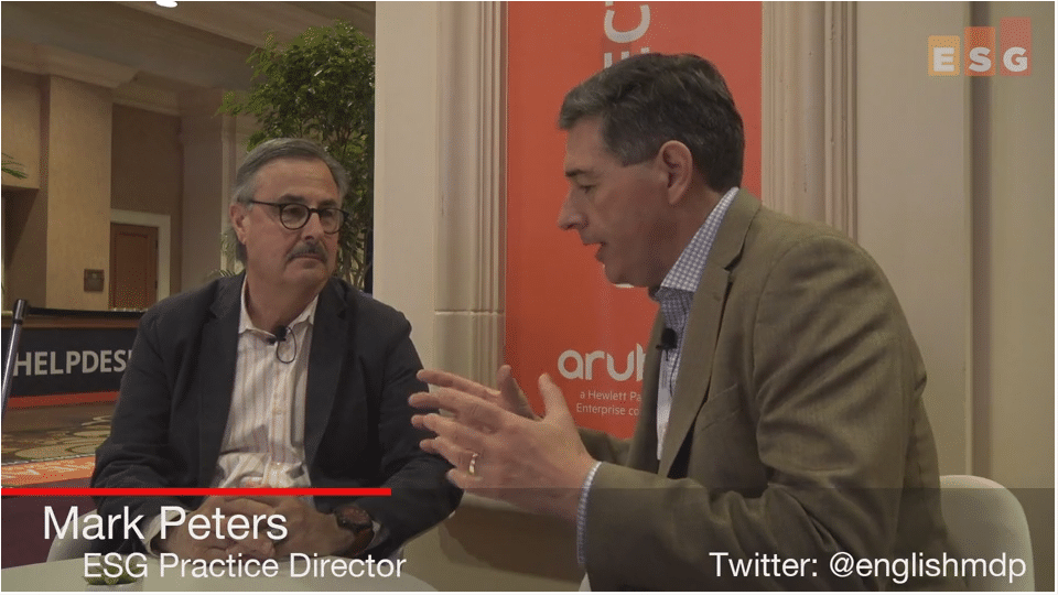 ESG On Location Video: Aruba Atmosphere 2018 Interview With Larry Lunetta