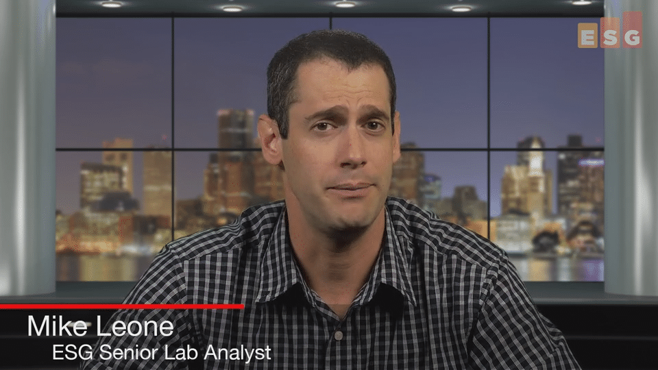 ESG Lab Video: MapR Converged Data Platform with MapR-DB