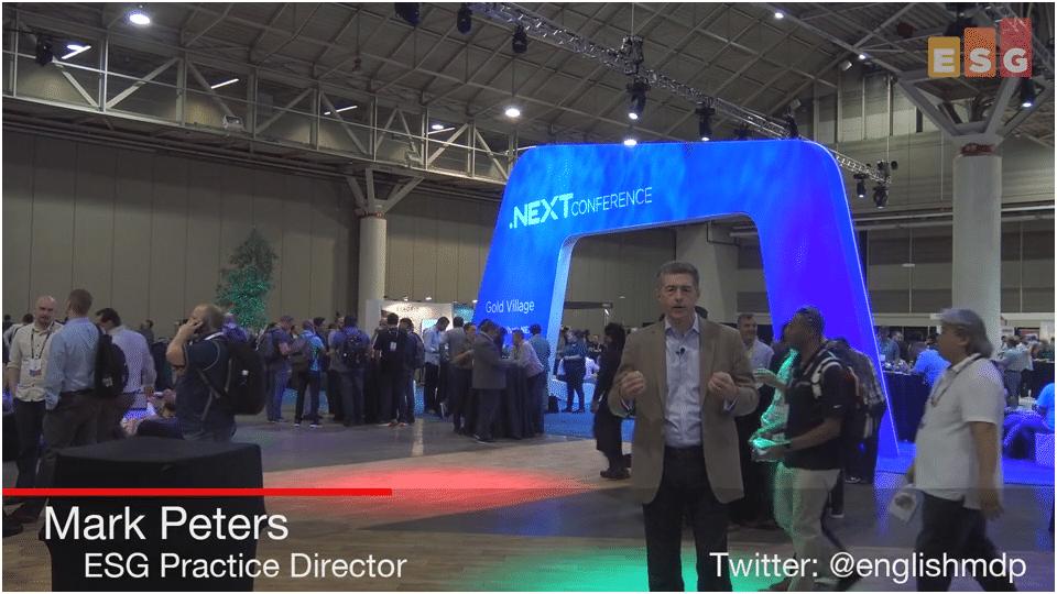 ESG On Location Video: Insights From Nutanix NEXT 2018