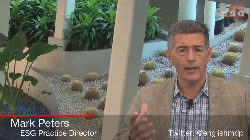 ESG On Location Video: Insights From Veritas Vision 2016
