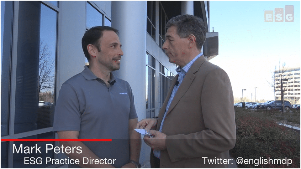 ESG On Location Video: Post-RSA 2018 Interview with Webroot's David Dufour