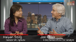 ESG360 Video: An Interview about SOAPA with Haiyan Song, SVP of Splunk, Part 2