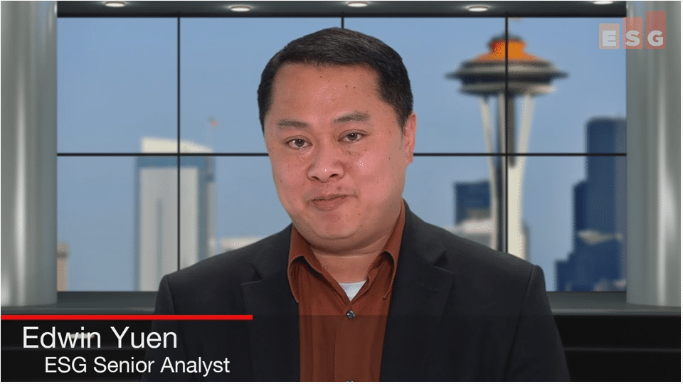 ESG Video Blog: The Cloud's Connection to Copy Data Management