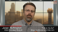 ESG Video Blog: The Dichotomy of Security in Cloud-Based Data Protection