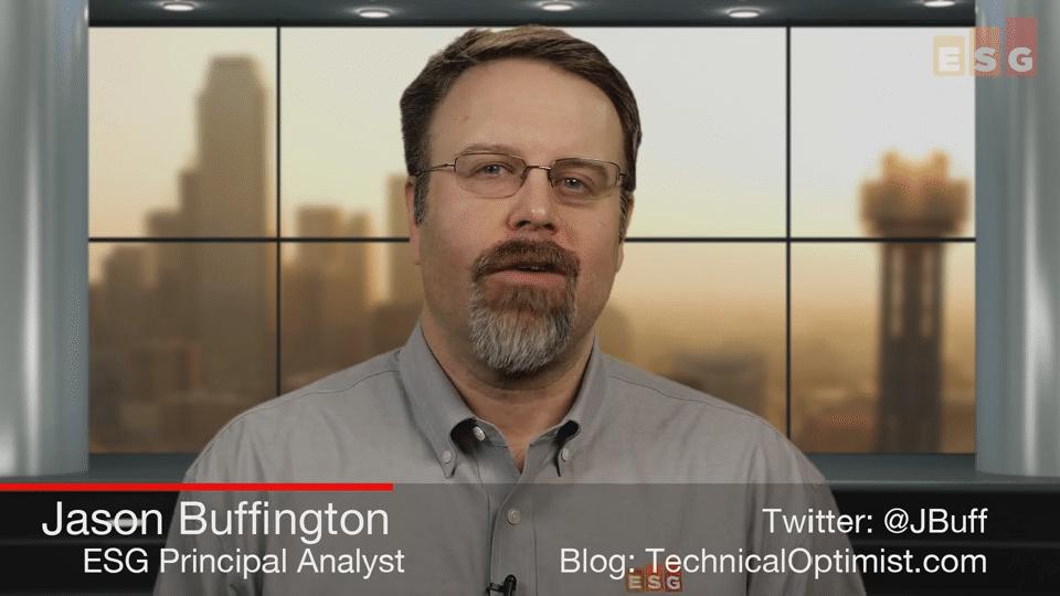 ESG Video Blog: Will