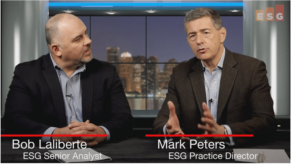 ESG360 Video: Talking Networking With Bob Laliberte and Mark Peters - Part 2