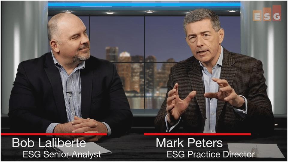 ESG360 Video: Talking Networking With Bob Laliberte - Part 1