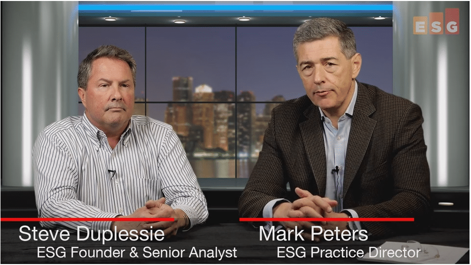 ESG360 Video: Talking the Evolution of IT with Steve Duplessie and Mark Peters