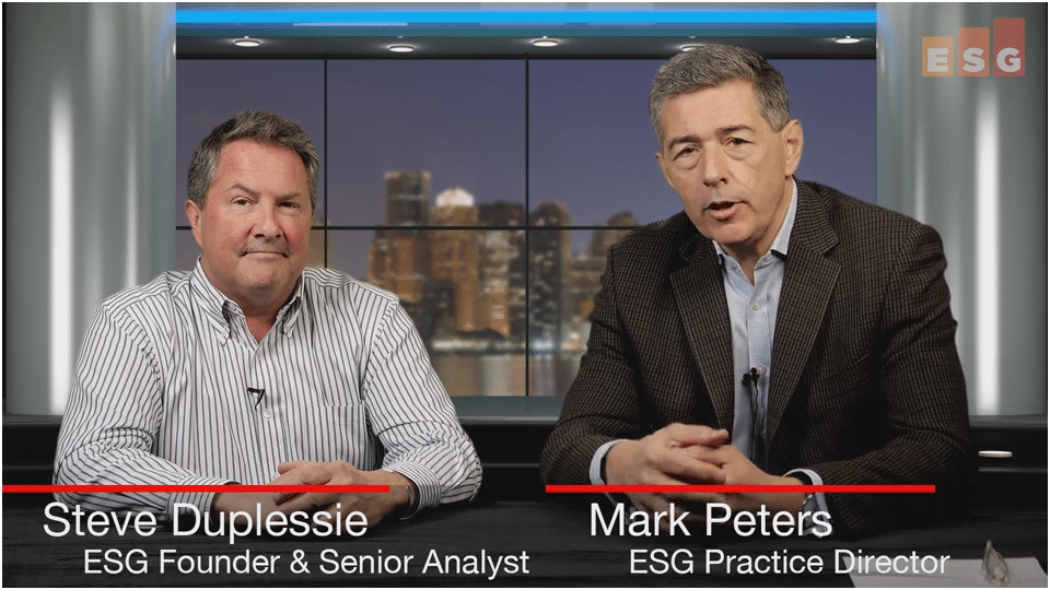 ESG360 Video: Expectations for Dell Technologies World 2018