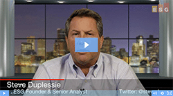 ESG Video Blog: Hybrid Data Management