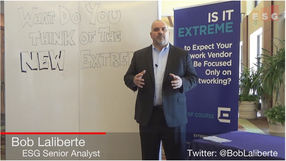 ESG On Location Video: Insights from Extreme Connect 2018