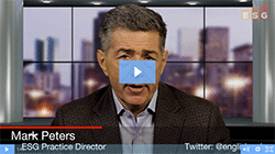 ESG Video Capsule: What Are The Opportunities For Traditional Hardware In Today's Market?