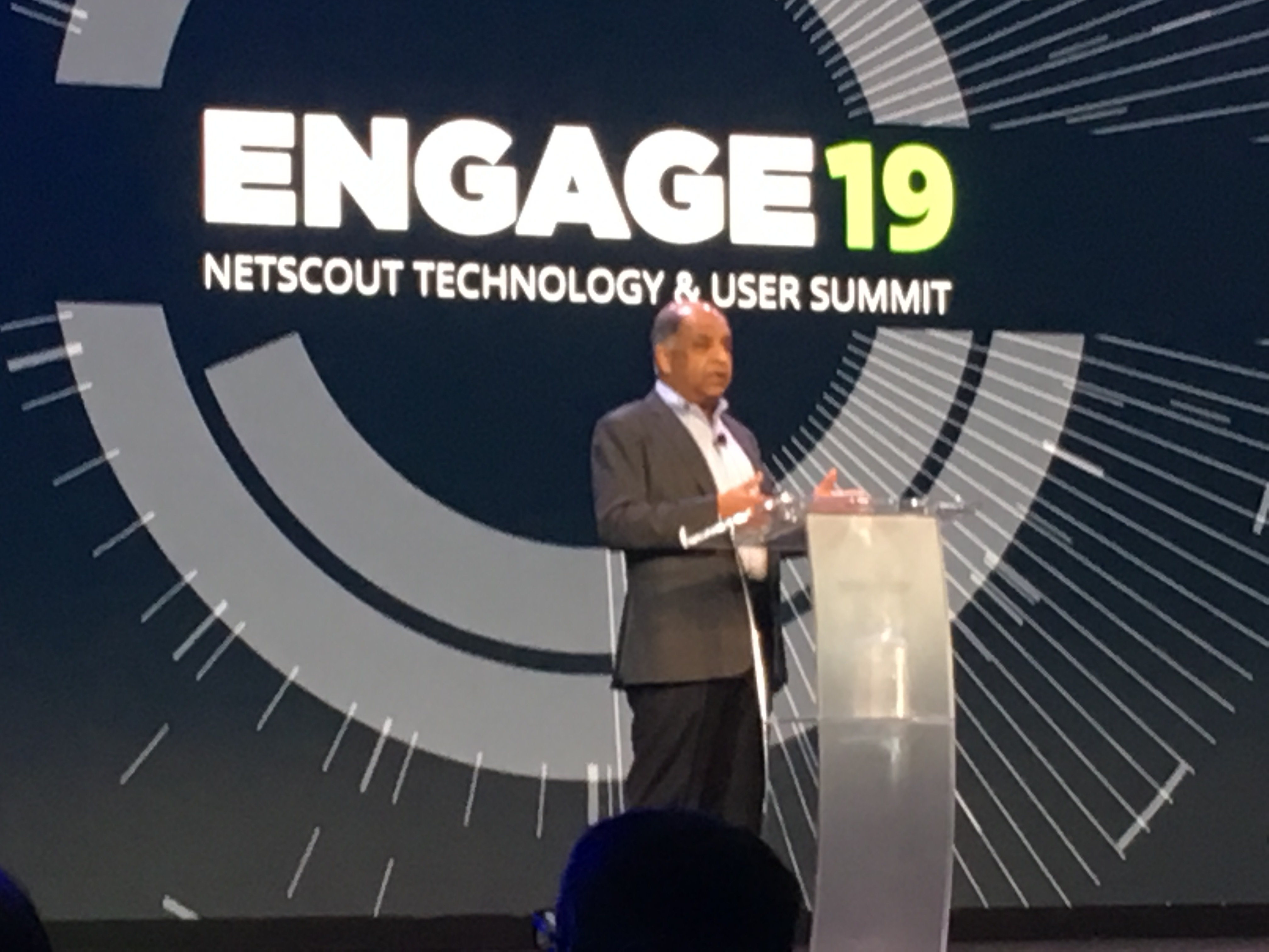 "NETSCOUT Engage19 Explores ""Visibility Without Borders"""
