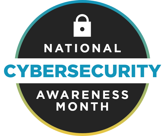 Some Thoughts and Actions for Cybersecurity Awareness Month