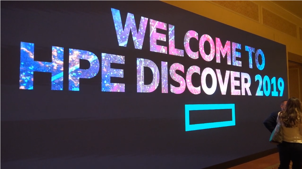 ESG On Location: Insights from HPE Discover 2019