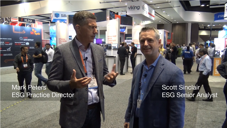 ESG On Location: Insights From the Flash Memory Summit 2019