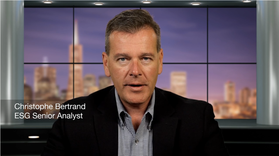 ESG Video Blog: Cloud Data Protection Research