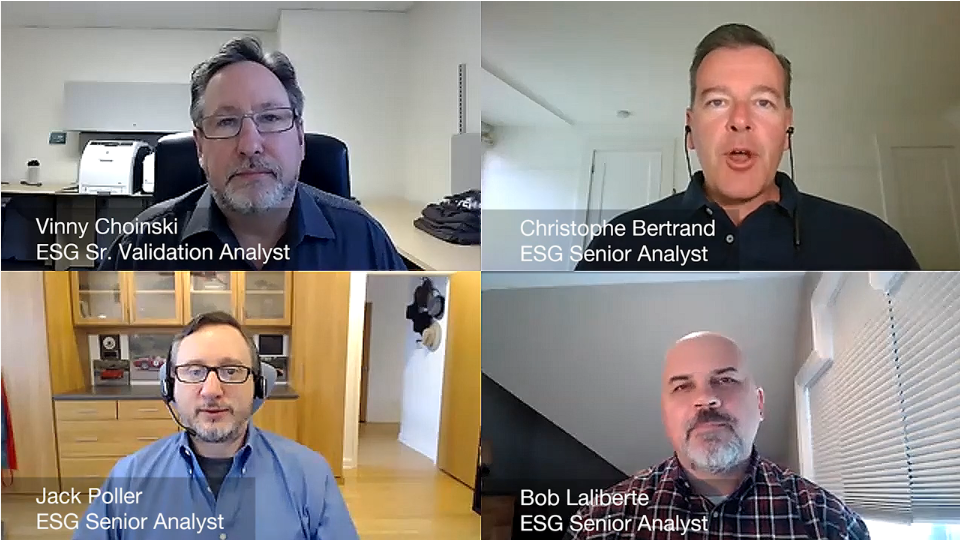 ESG Video Blog: Containers and Data Protection