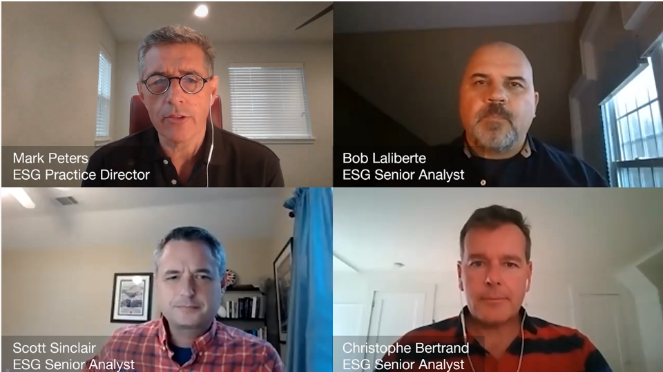 ESG Video Blog: ESG Analyst Discussion - Insights From The Dell Technologies Summit