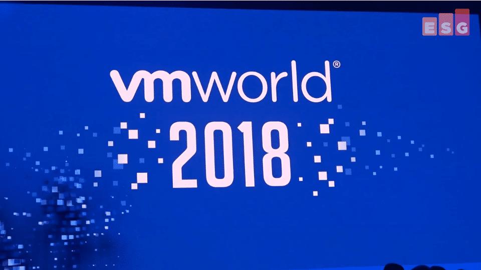 ESG Video:Insights on VMware's Edge Announcements at VMworld 2018