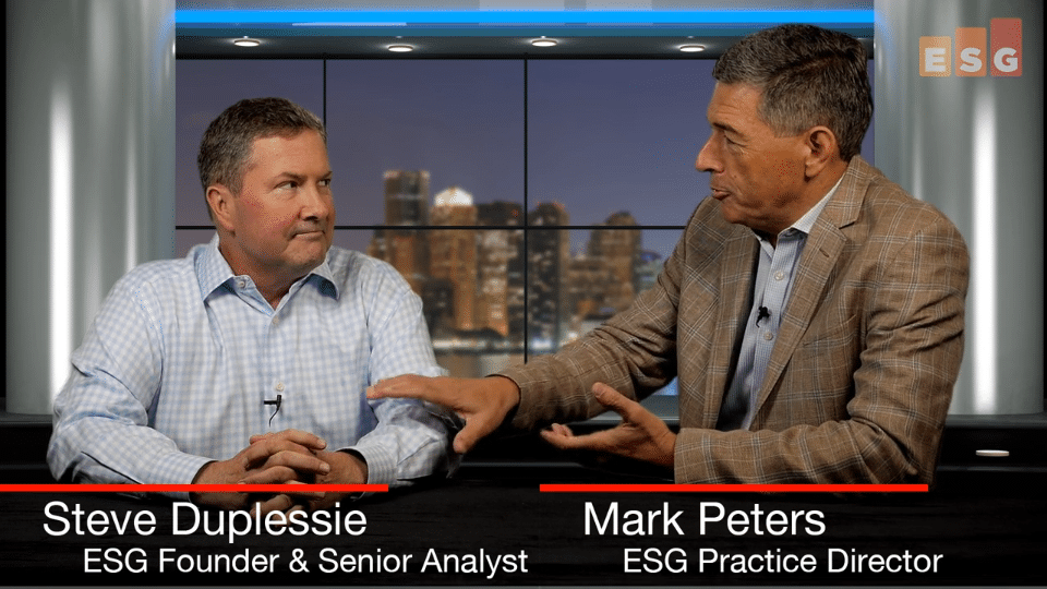 ESG360: Talking About the Next Steps in IT Automation With Steve Duplessie and Mark Peters