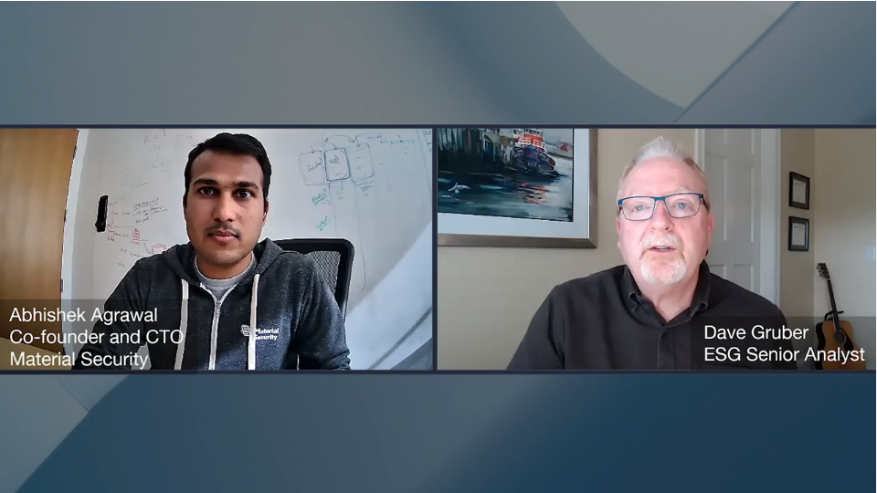ESG360 Video: An Email Security Conversation With Abhishek Agrawal of Material Security
