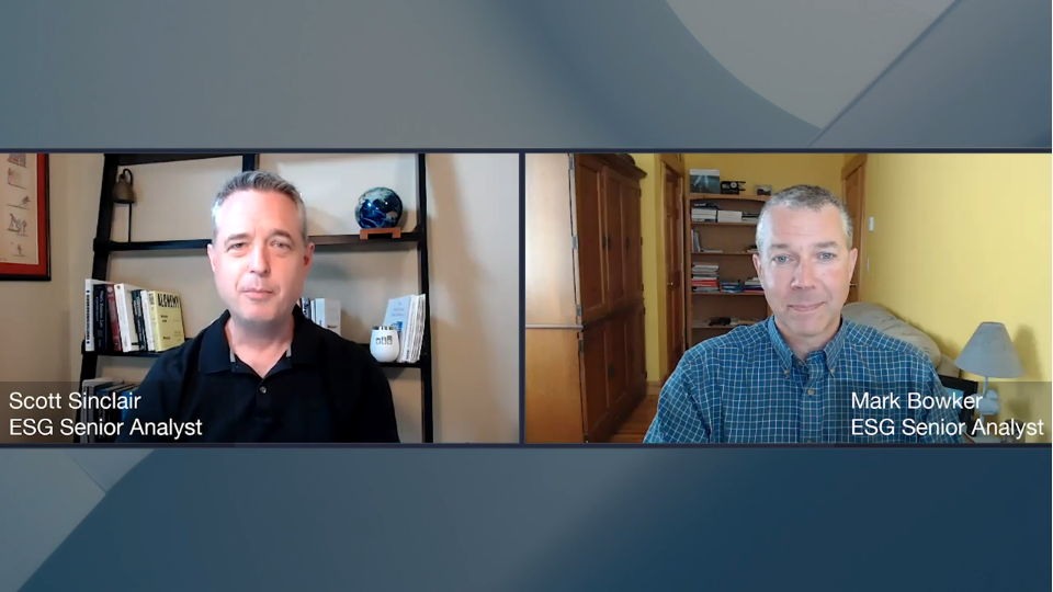 ESG360 Video: Distributed Cloud's Impact on Infrastructure