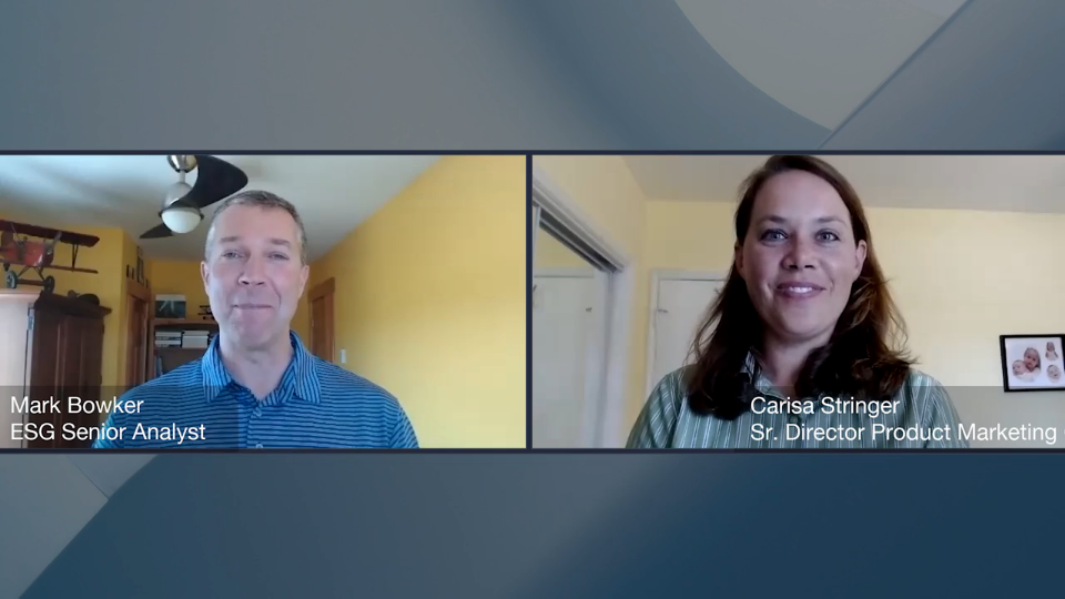 ESG360 Video: Enterprise Mobility in Challenging Times - A Conversation with Carisa Stringer of Citrix