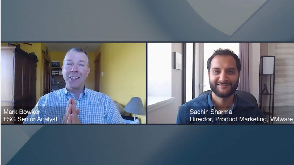 ESG360 Video: Enterprise Mobility In Challenging Times - A Conversation with Sachin Sharma of VMware - Part 3
