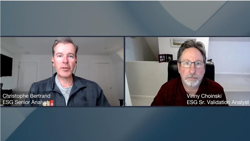 ESG360 Video: Insights On Veeam's V11 Announcement