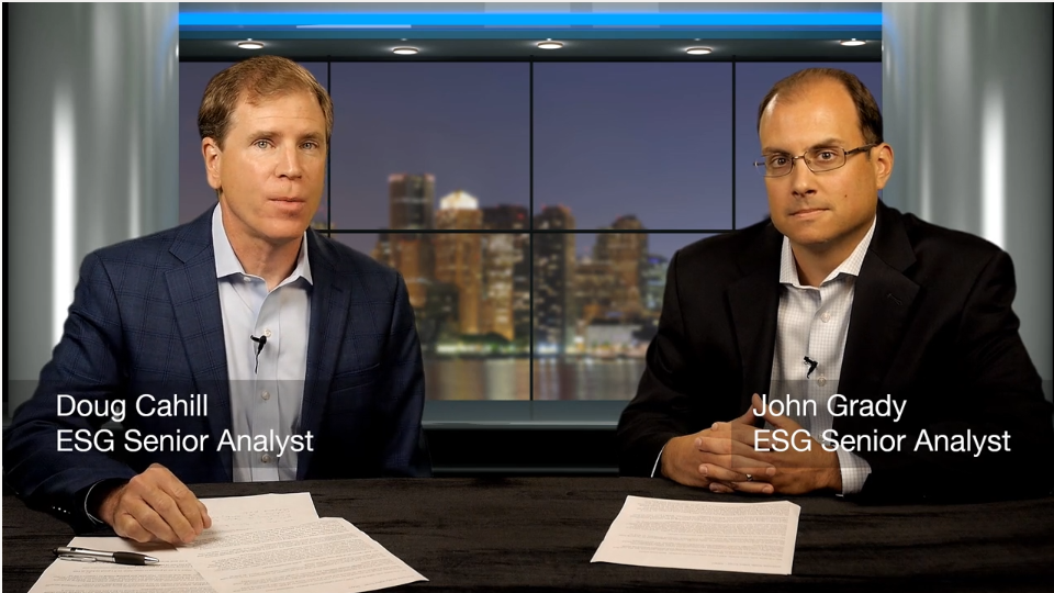ESG360 Video: Network Security and Elastic Cloud Gateways