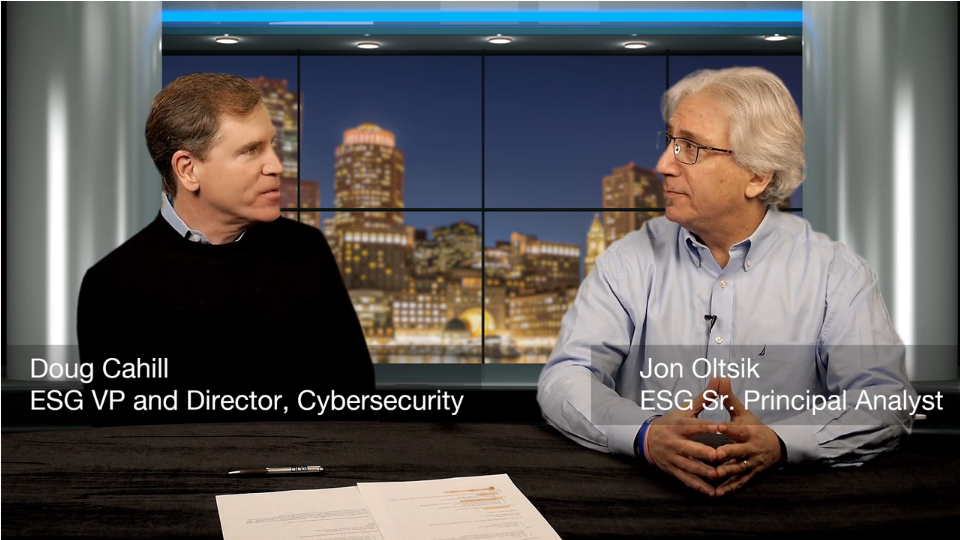 ESG360 Video: Security Talk - Agenda for ESG's Upcoming RSA Breakfast